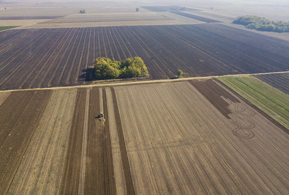 Crops and Compacting: Avoid Compacting Wet Soil During Harvest